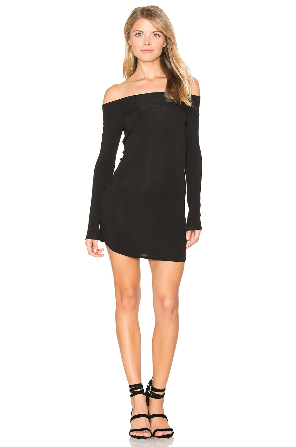 x REVOLVE Jimmy Off Shoulder Dress