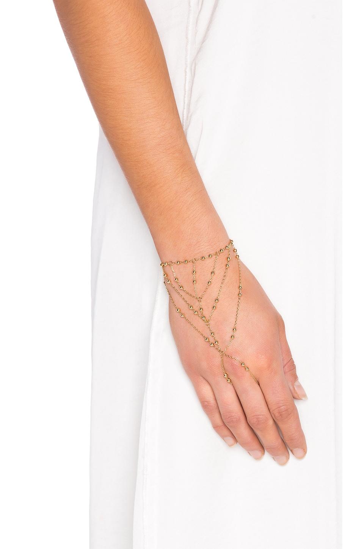 Multi Bead Hand Chain