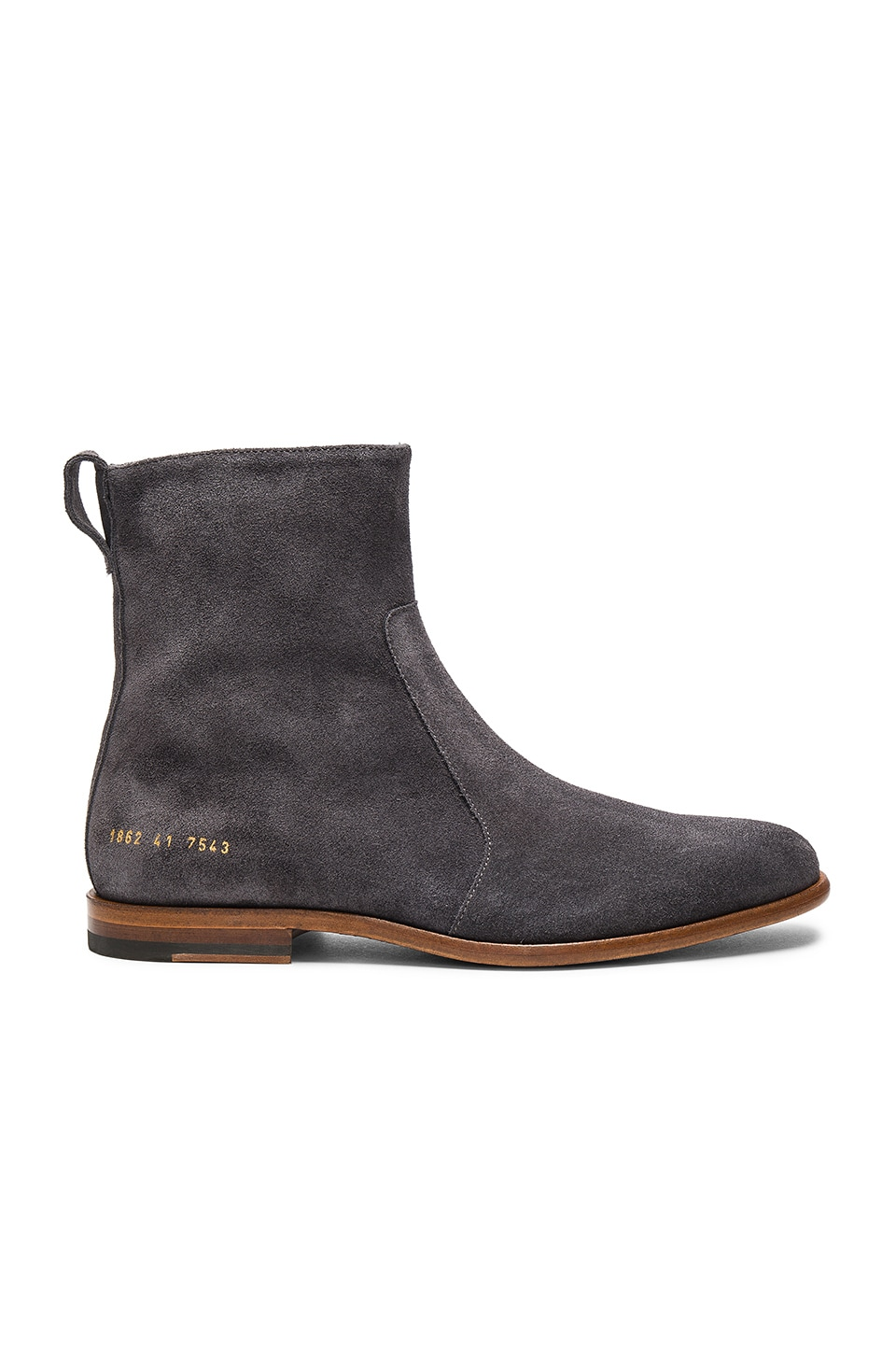 x Common Projects Chelsea Boots