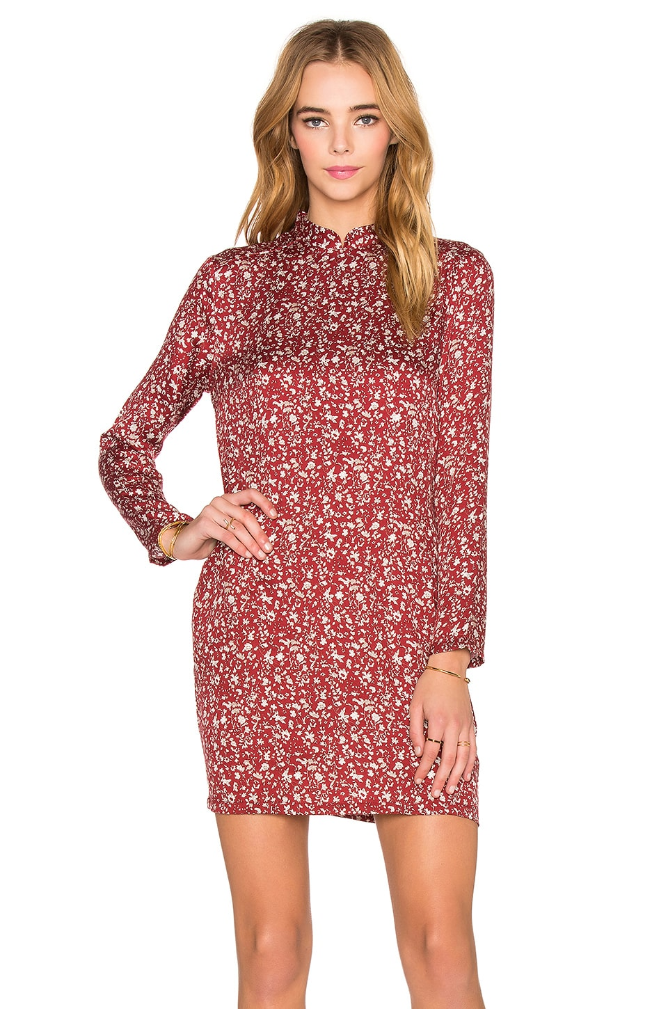 Eastern Long Sleeve Dress