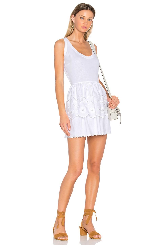 Fit & Flare Mini Dress