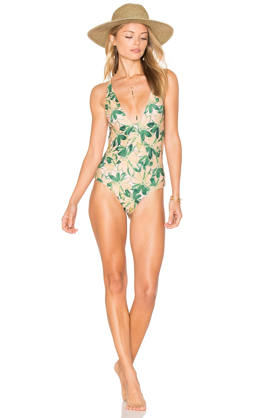 Palma Once Piece Swimsuit
