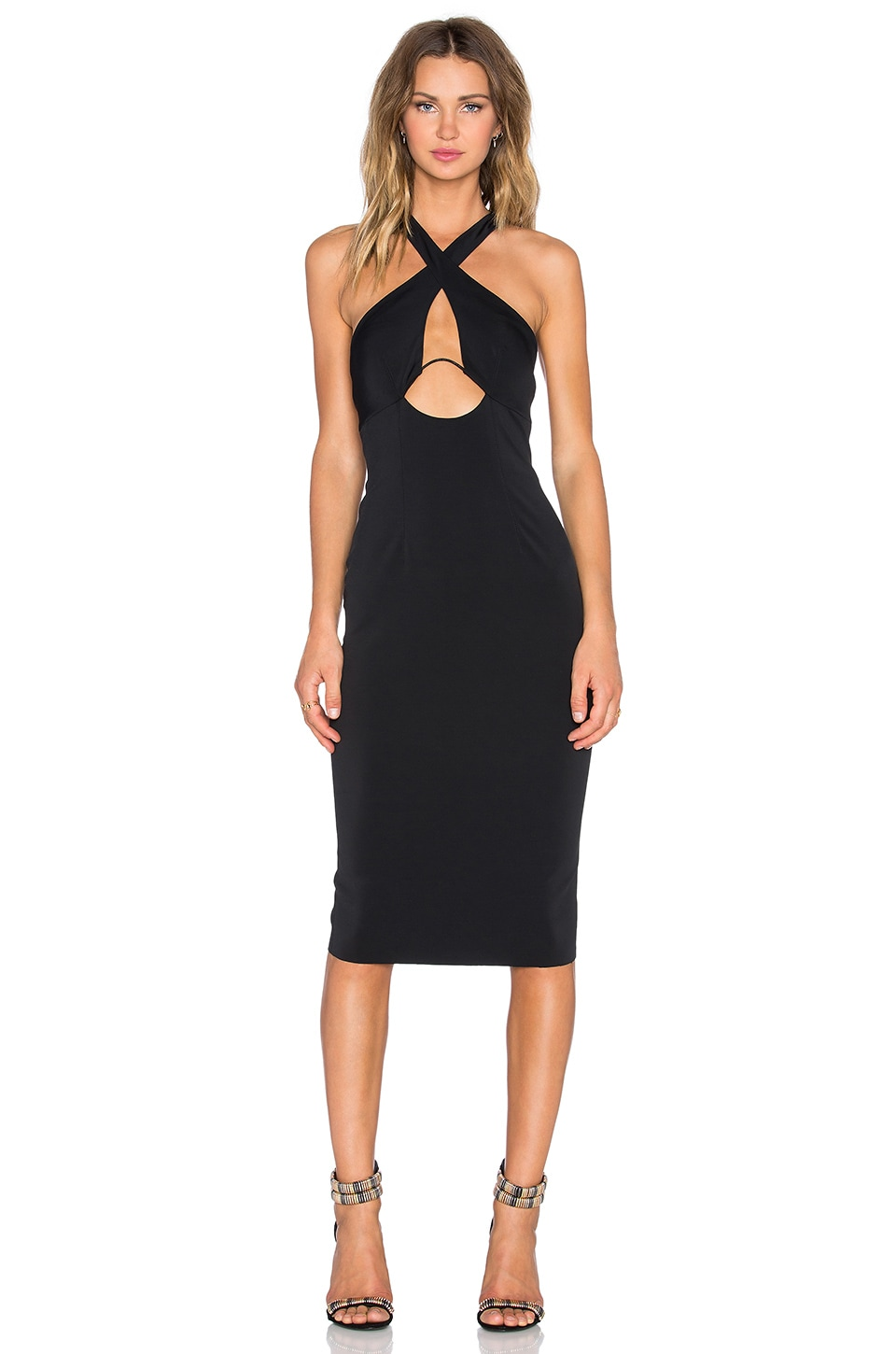 X Rated Hard Wired X Front Dress