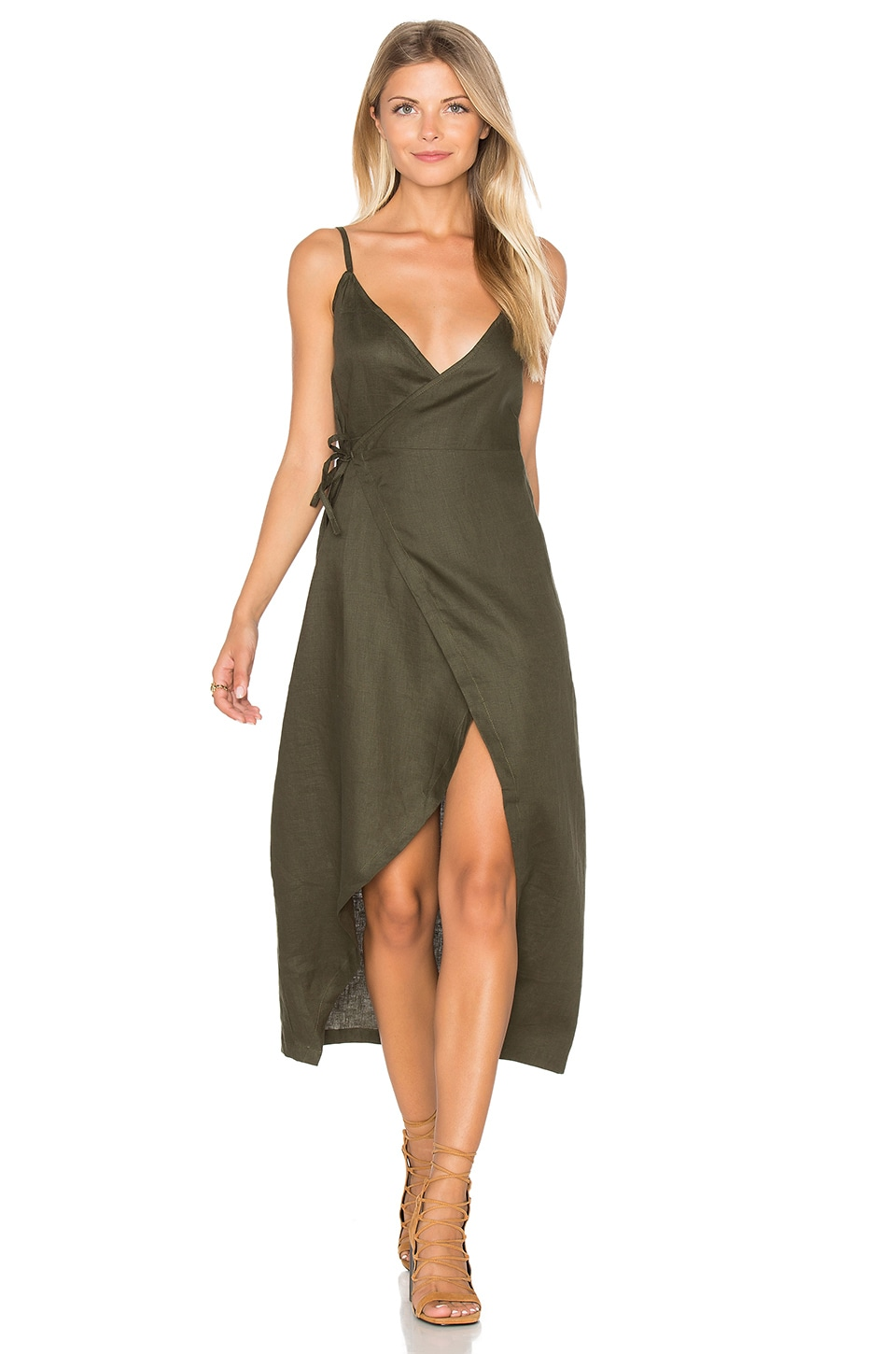 Gigi Wrap Dress