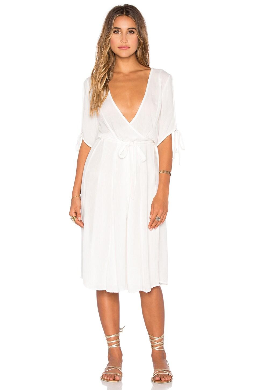 Maybelle Wrap Dress
