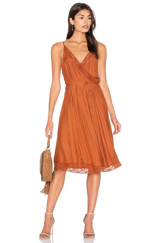 Canyon Wrap Dress