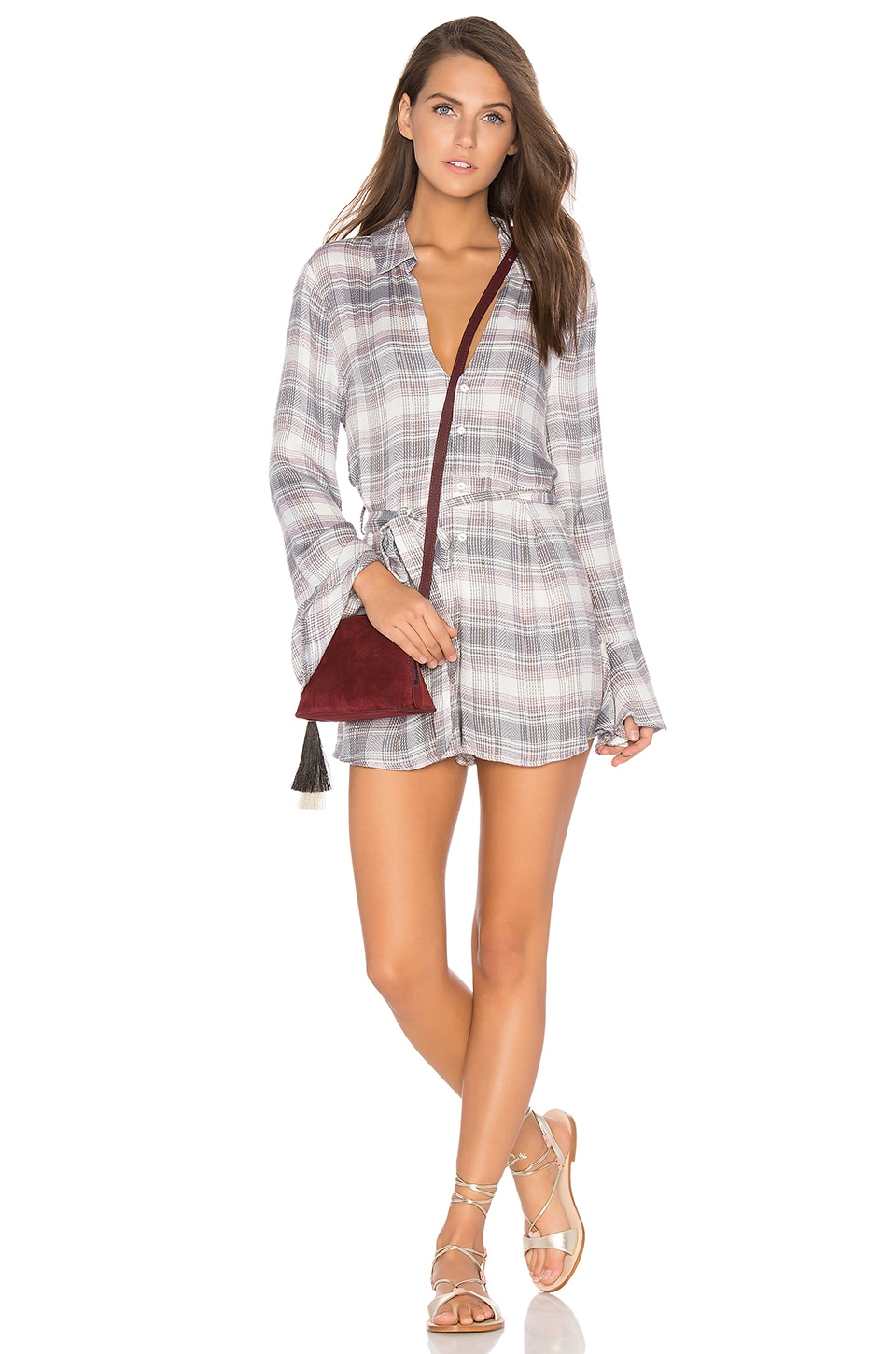 Distant Mornings Playsuit