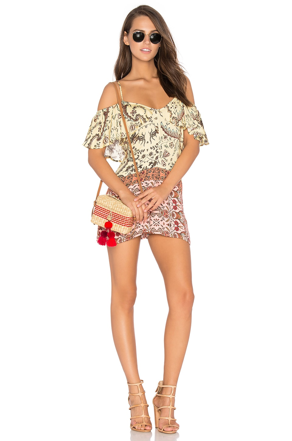 Sounds of Heart Playsuit