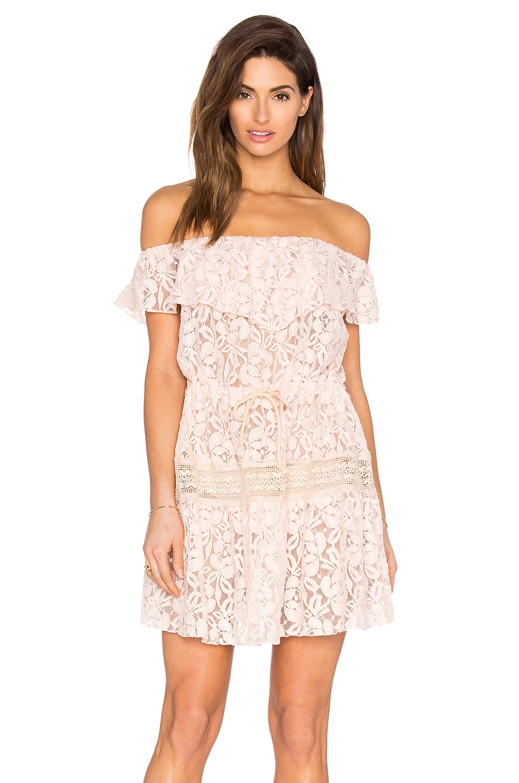 Verona Lace Maxi Dress