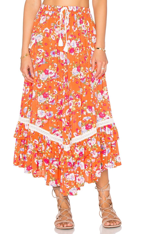 Revolver Kerchief Skirt