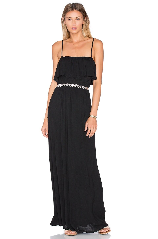 Drapey Lux Maxi Dress