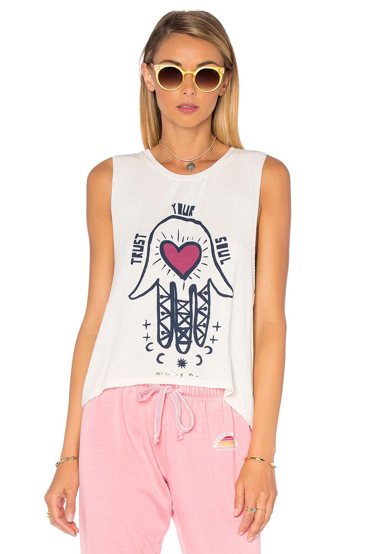 Heart & Soul Hamsa Tank