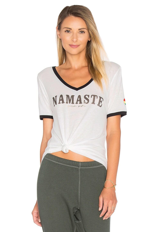 Namaste Heart Tee