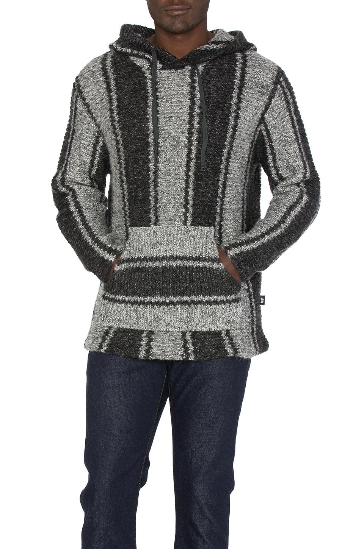 Chunky Knit Drug Rug Sweater