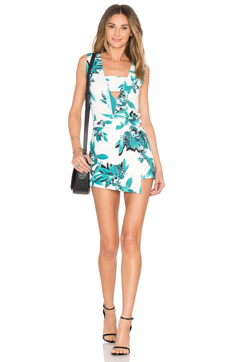 Tropicana Playsuit