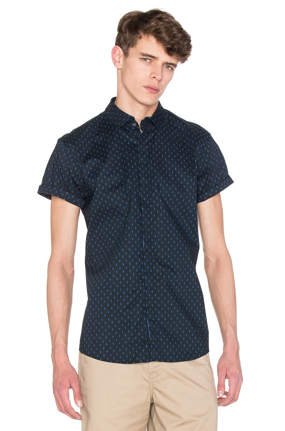 Shortsleeve Dress Shirt
