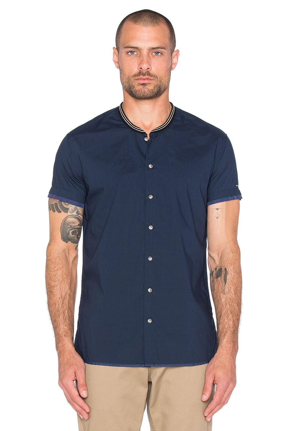 Crispy Shortsleeve Shirt
