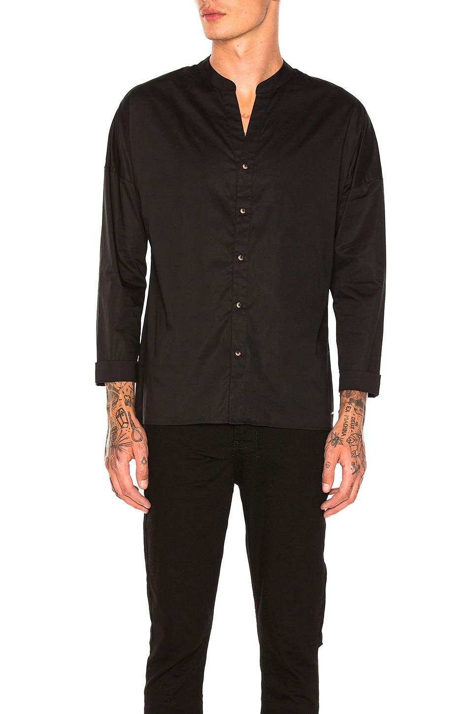3/4 Sleeve Shirt