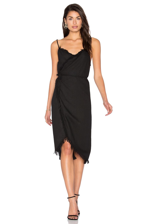 Farra Wrap Dress