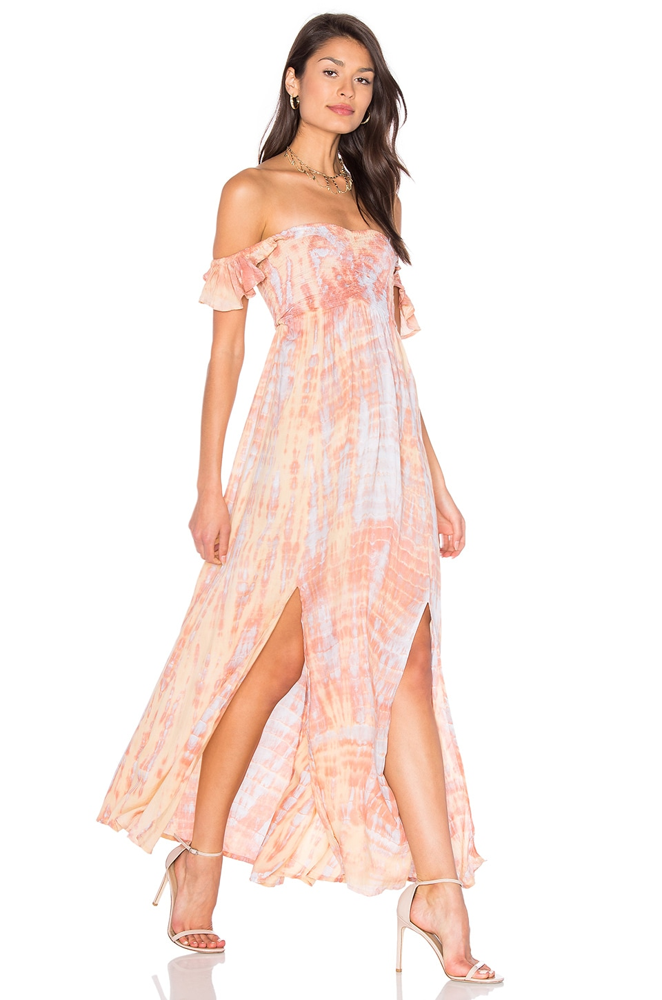 Hollie Off Shoulder Dress