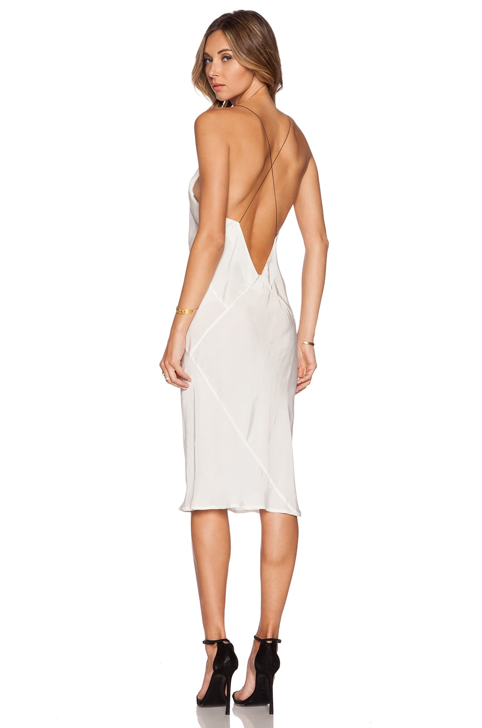 Plunge Slipdress