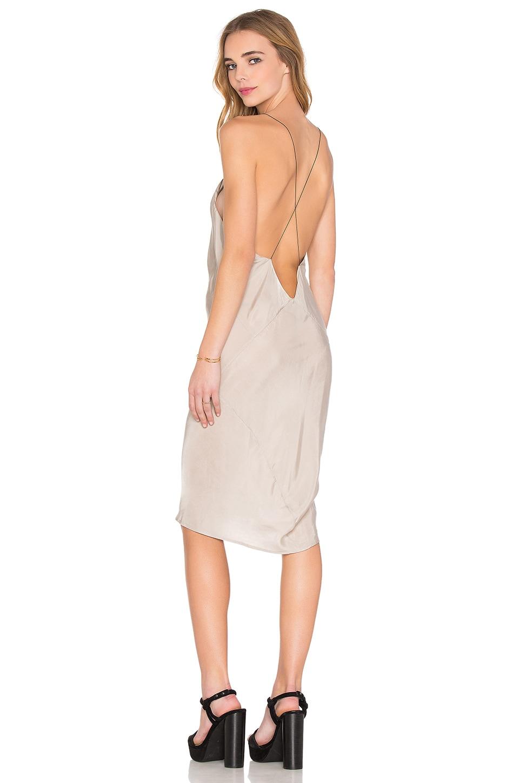 Plunge Slip dress