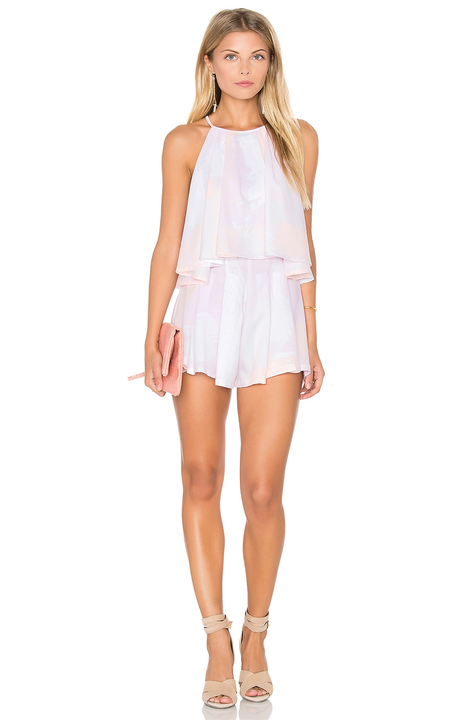 Sweet Heart Romper