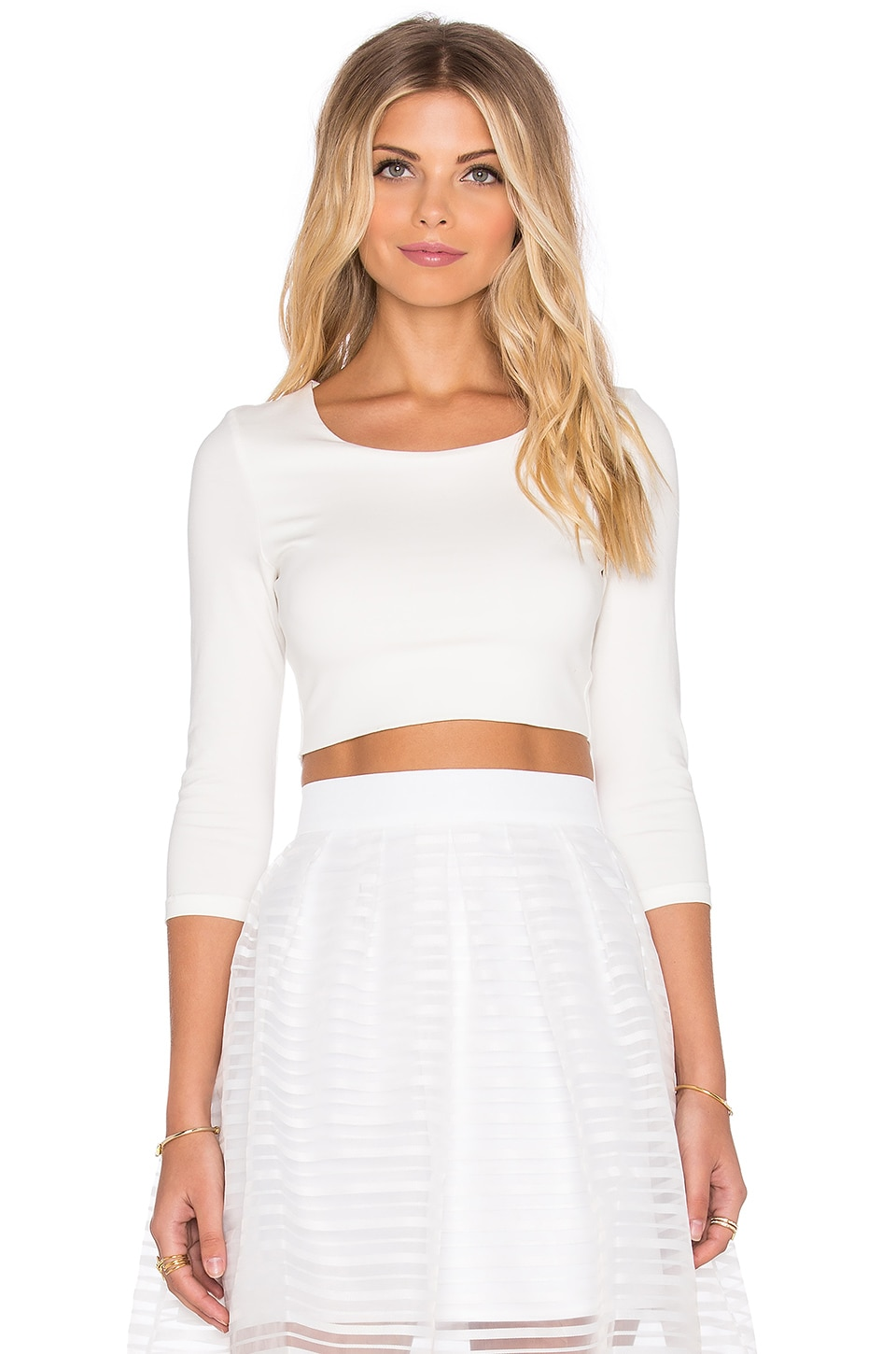 Dream A Little Dream Crop Top