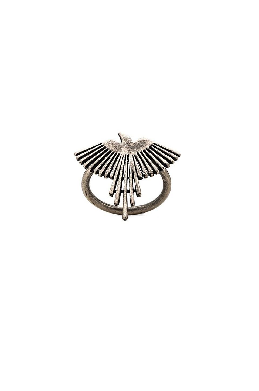 Thunderbird Ring