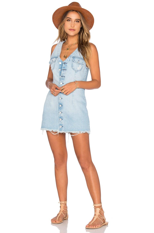 Zoe Denim Dress