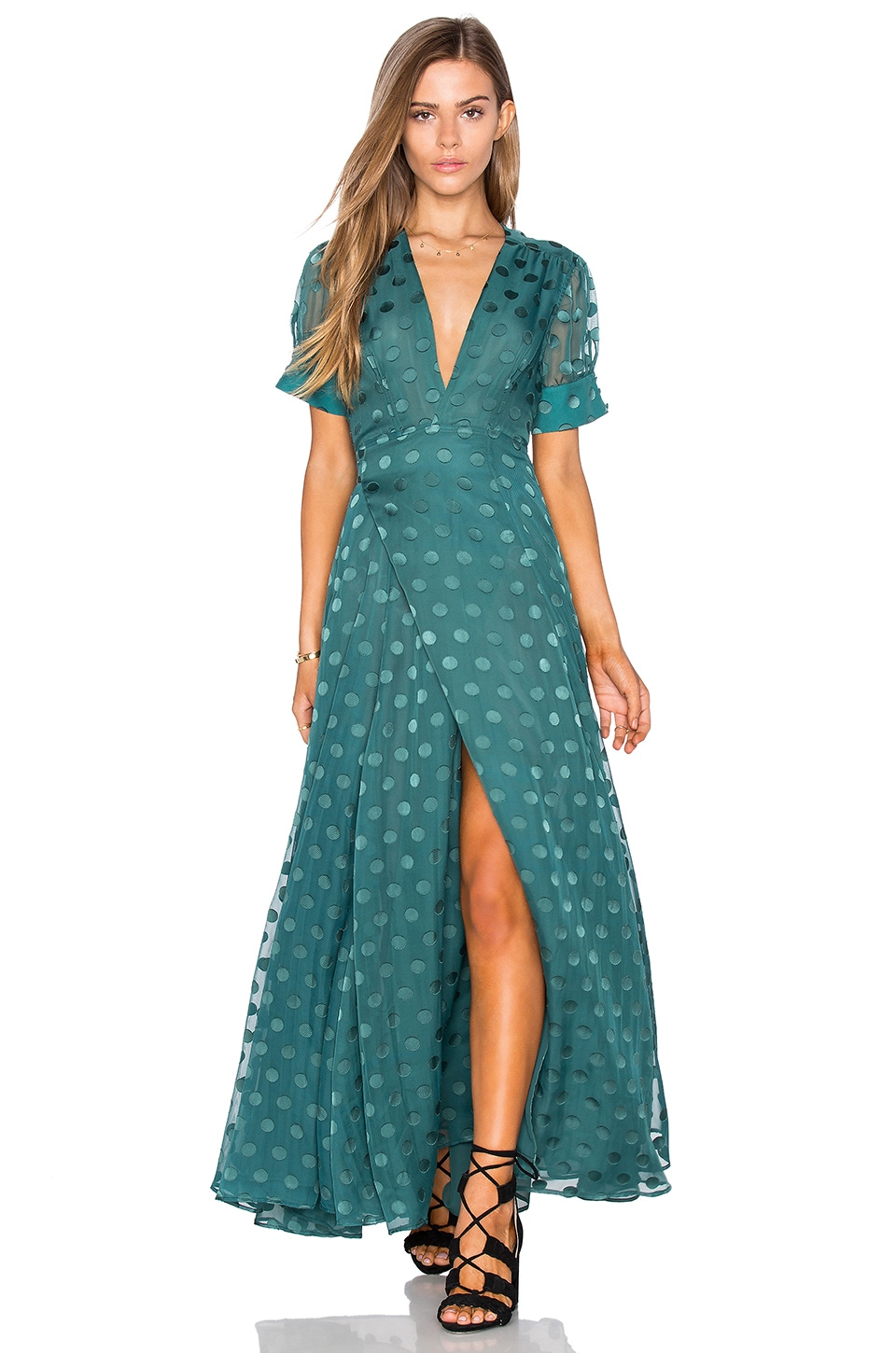 Jace Wrap Dress