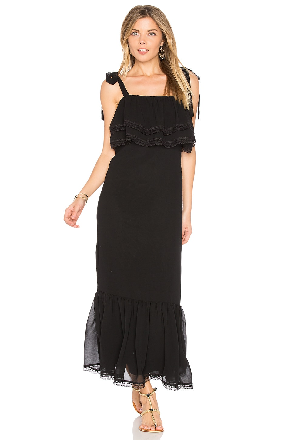 x REVOLVE Christina Slip Dress