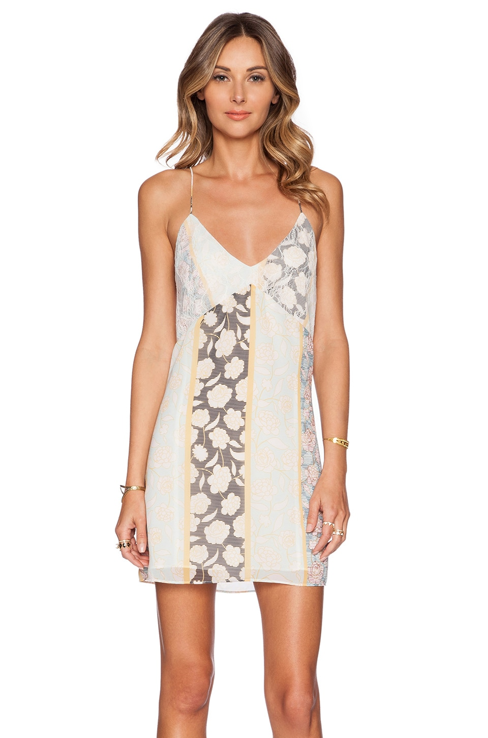 Coastline Slip Dress