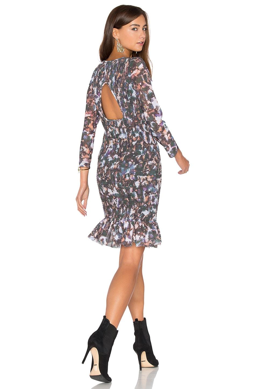 Smocked Flounce Dress
