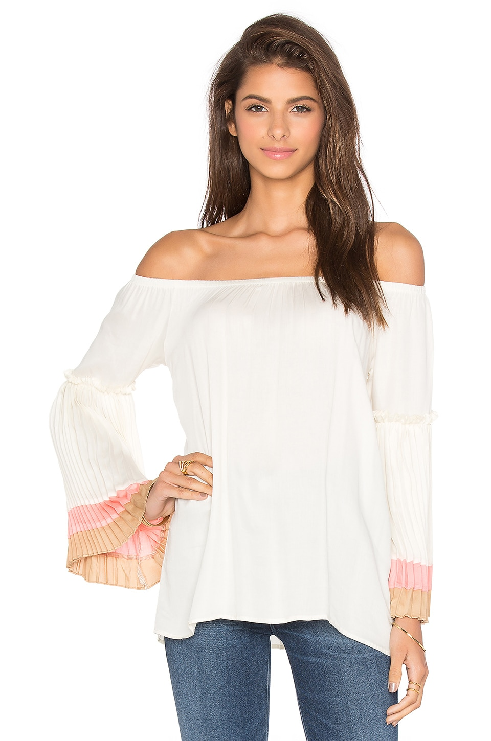 Grace Off Shoulder Top