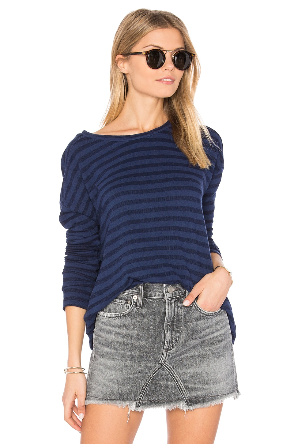 Ciarda Stripe Sweater