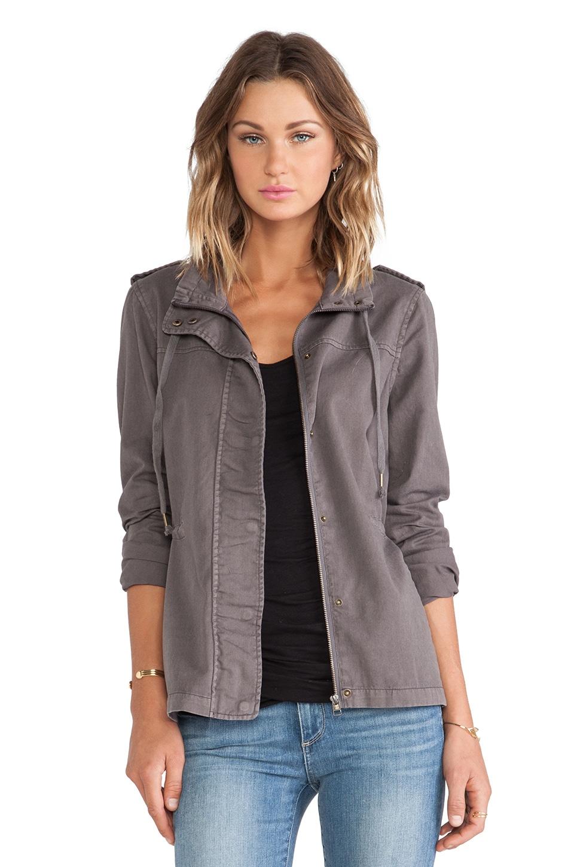 Rida Cotton Twill Jacket