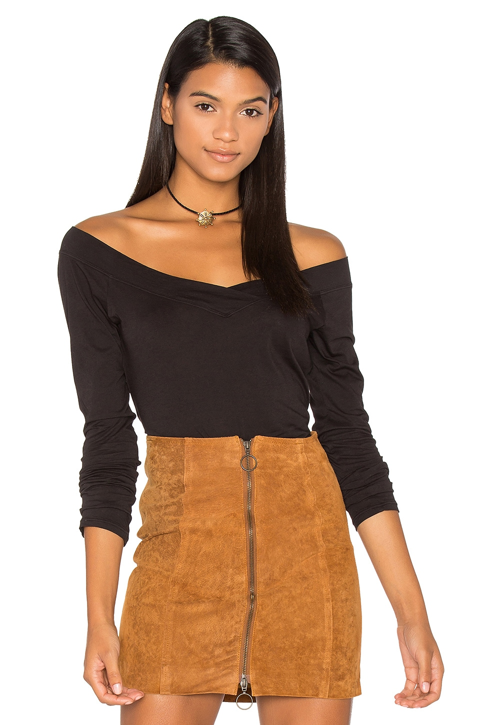 Devon Off Shoulder Top