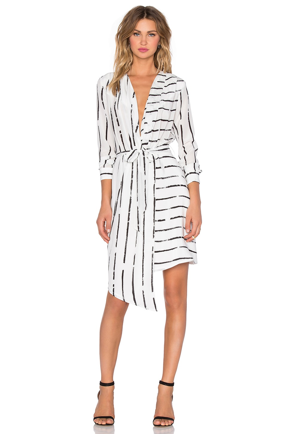 Saigon Wrap Dress