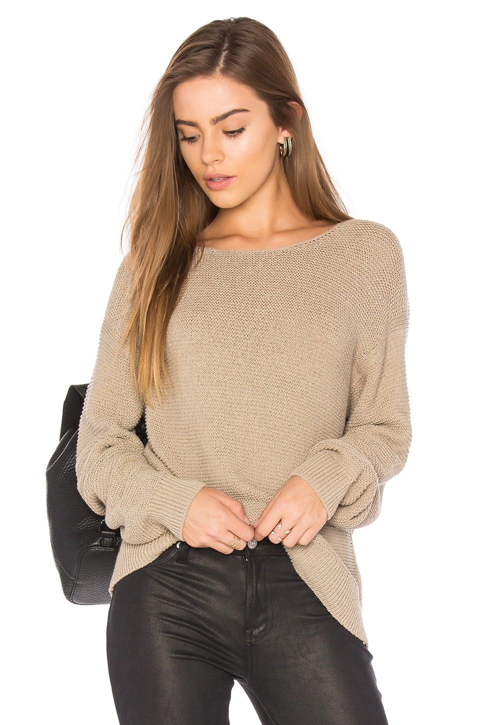 Textured Pullover