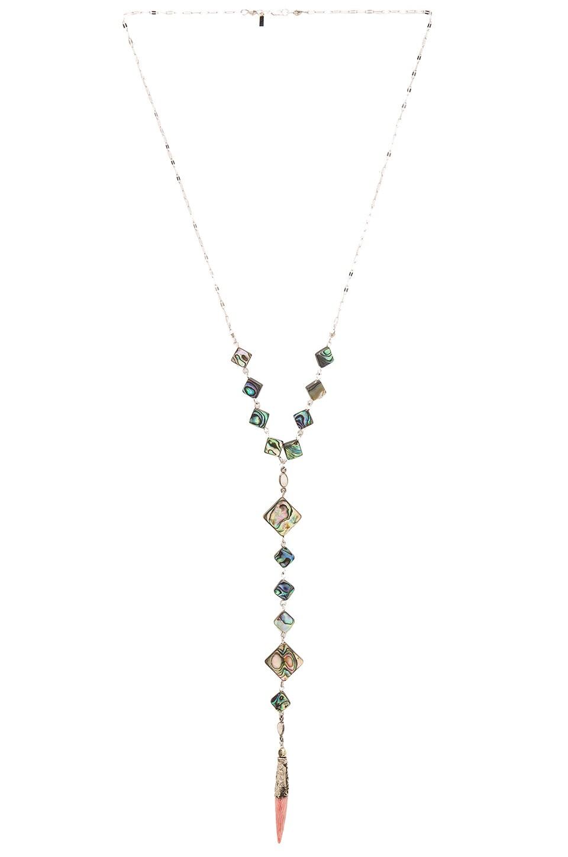 Jackson Rosary Necklace