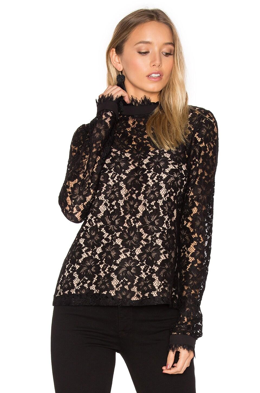 Berklin Lace Long Sleeve Top