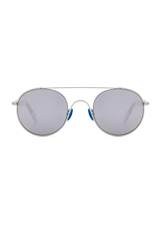 Cellophane Disco Sunglasses