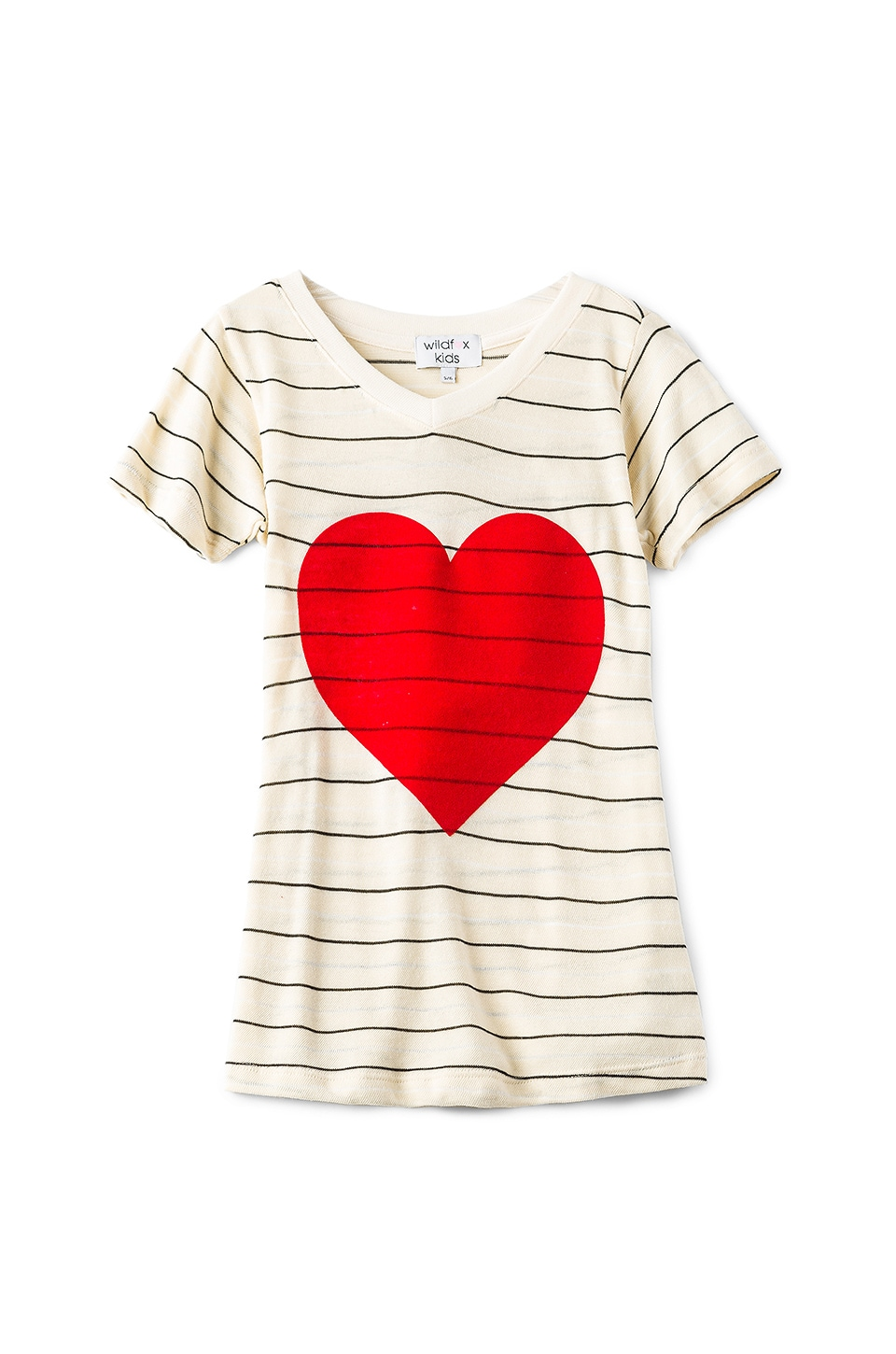 Tourist Vintage Hearts Top