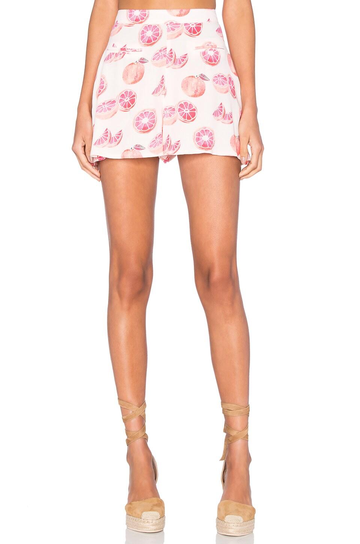 Grapefruit Shorts