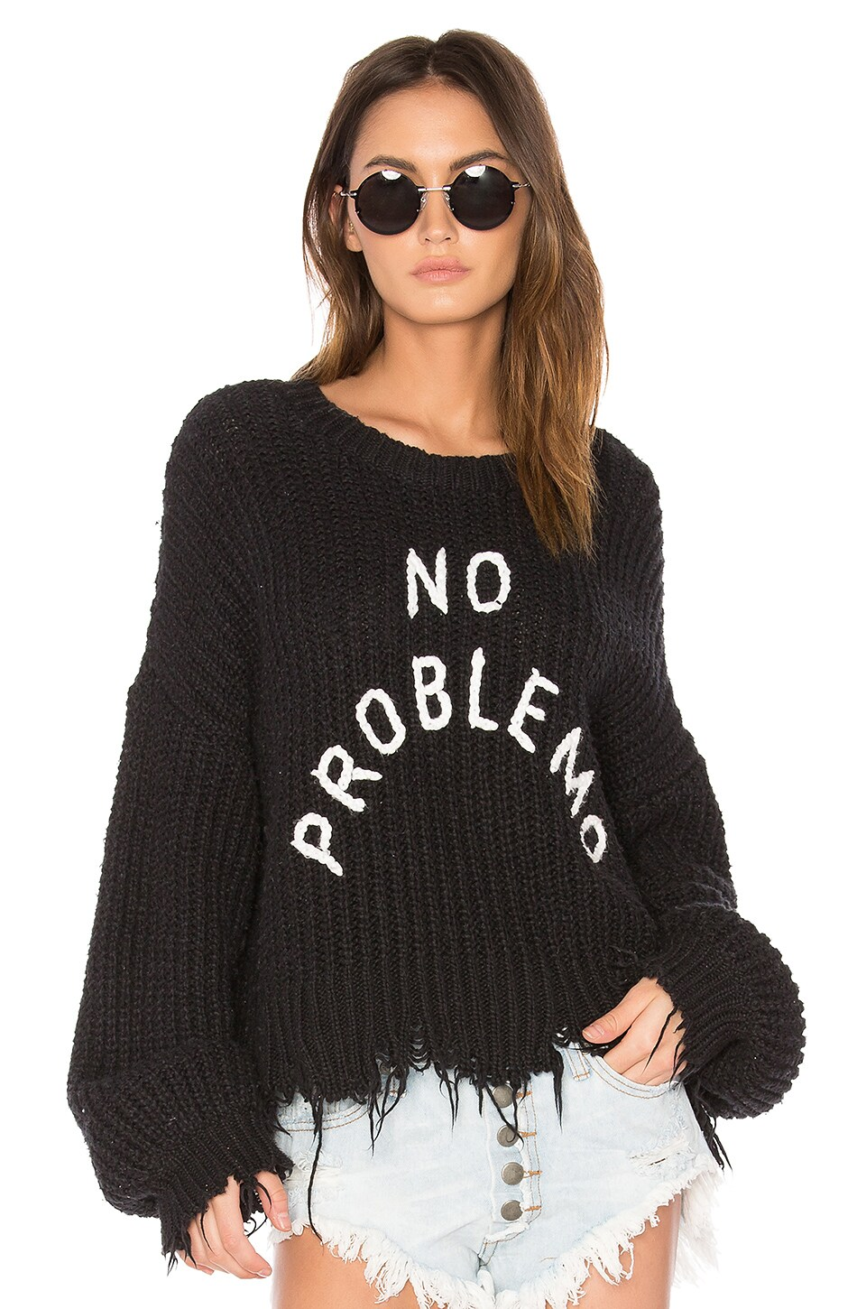No Problemo Sweater