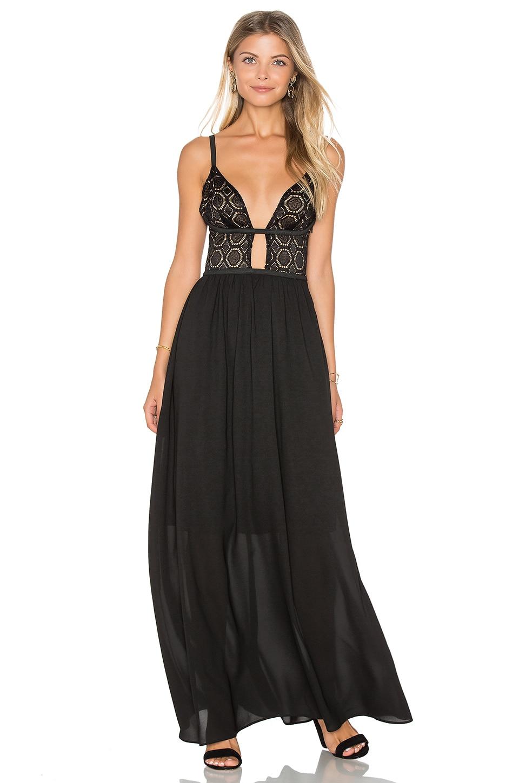 Last Night Maxi Dress