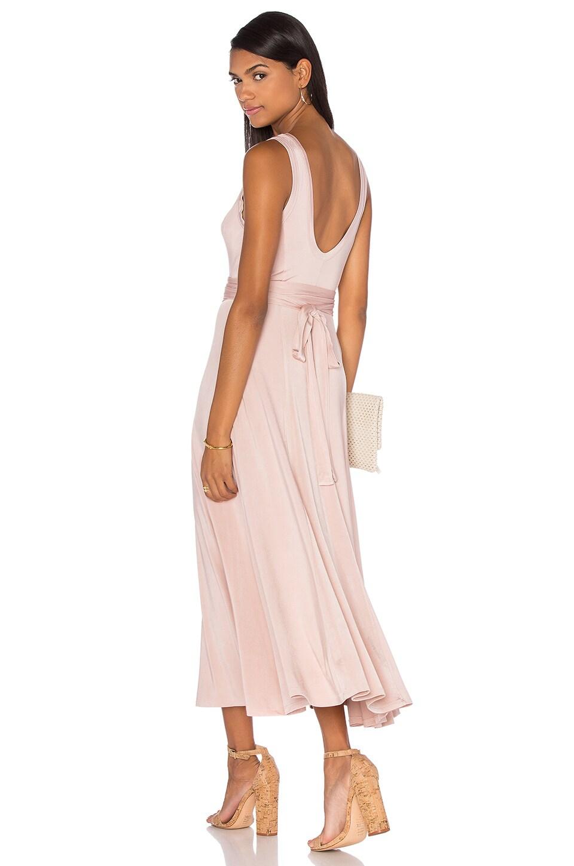 Chroma Slinky Maxi Dress