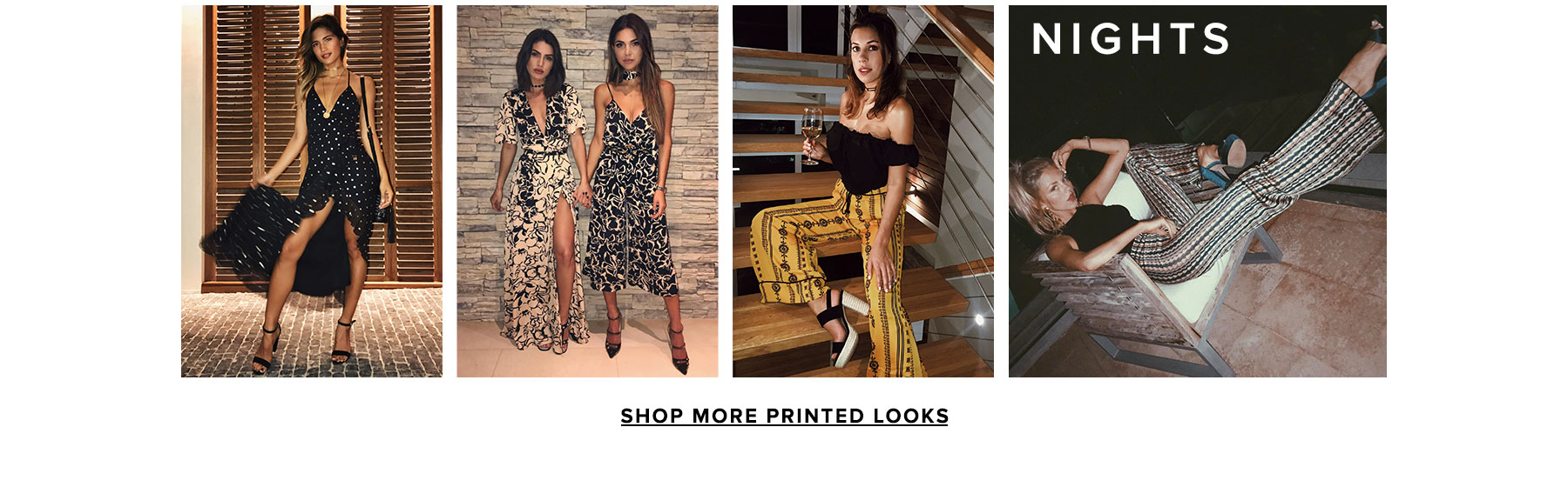 Shop More Printed Looks