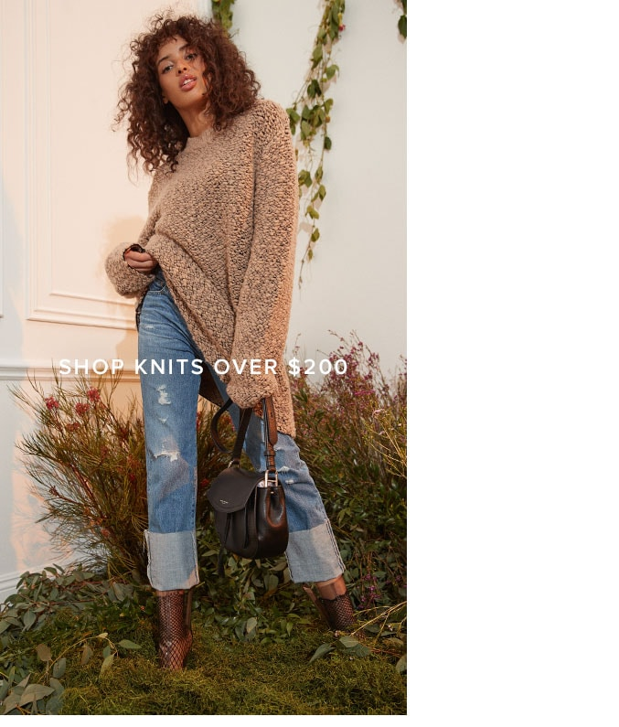 Shop Knits Over $200